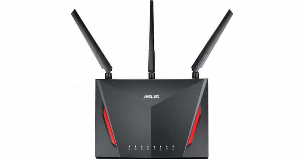 bästa router 2020