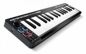 bästa midi keyboard 2020