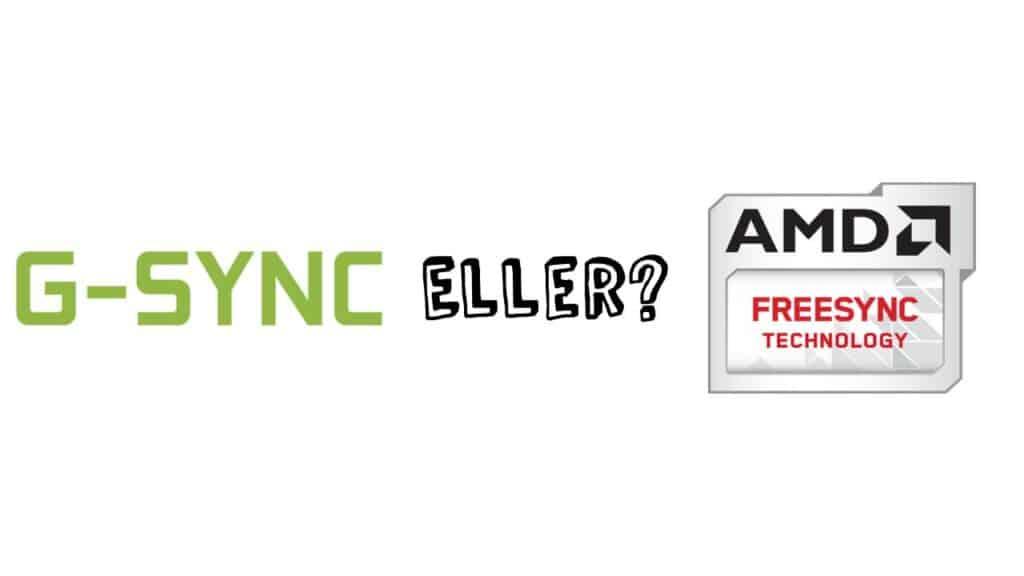 Gsync vs freesync