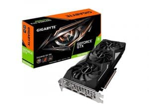 Bästa Grafikkort Gaming 2020 Gigabyte GeForce GTX 1660 Super Gaming OC HDMI 3xDP 6GB
