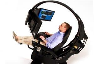 smart gaming - ergonomi